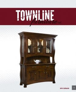 E&g amish furniture townline dining room catalog