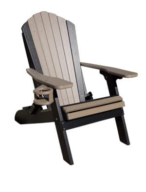 Albfc2300 Two Foot Lowback Adriondack Folding Chair