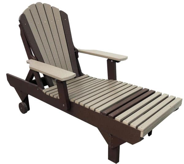Cl1778 Chaise Lounge Sitting Up