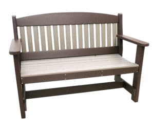 Gb4800 Four Foot Garden Bench