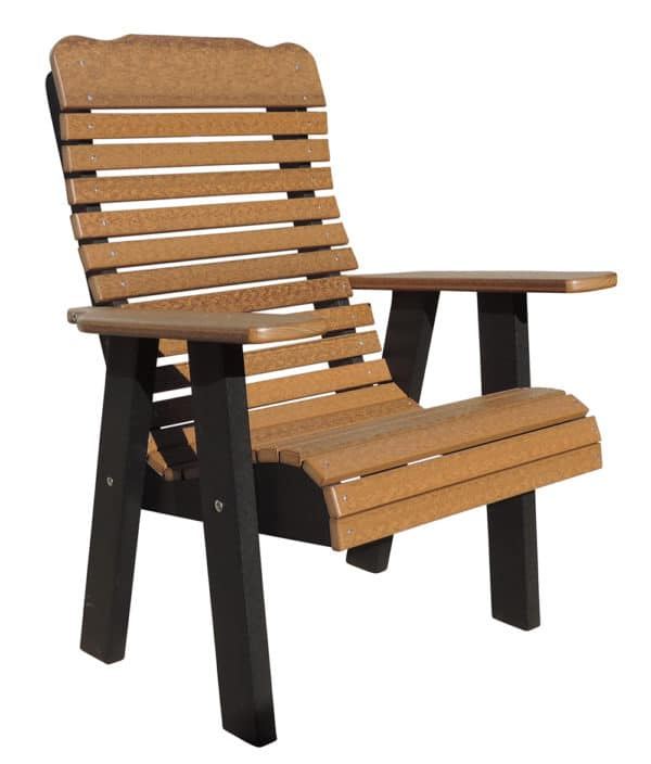 Hcbc2400 Two Foot High Curve Back Chair
