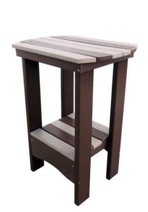 Oet312217 Table Height End Table