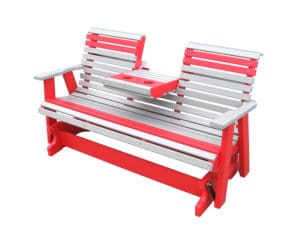 Rbgs6000 Five Foot Roolback Settee Glider