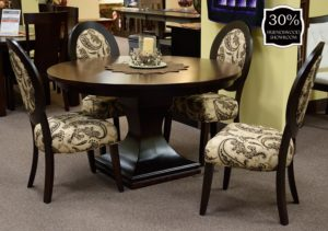 14 Westin Pedestal Table And Chairs ( Set ) 30 Percent Off Friendswood Location