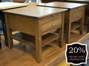 18 Parkview Style Custom End Tables ( Set Of 2 ) 20 Percent Off Suagr Land Location