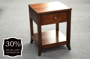 41 Kingston Collection Open Nightstand ( Set Of 2 ) 30 Percent Off Sugar Land Location