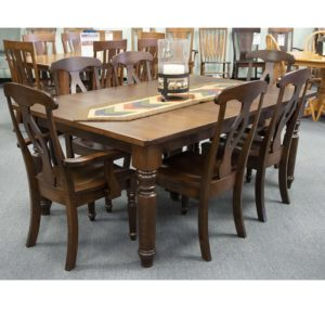 Berkshire Leg Table And Chairs