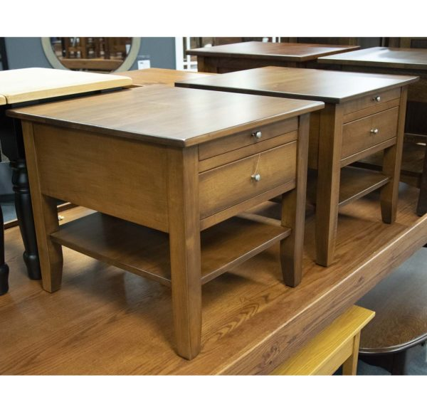 Parkview Style Custom End Tables