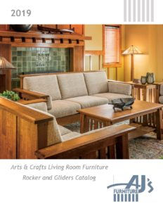 2019 Ajs Furniture Rockers And Gliders Catalog P1