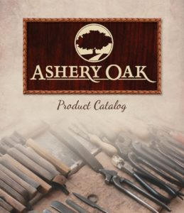 2019 Ashery Oak Desk And File Cabinet Catalog P1