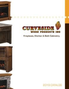 2019 Curveside Wood Prodcuts Firplaces Catalog P1