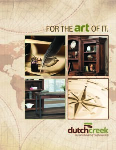 2019 Dutch Creek Entertainment Centers Catalog P1