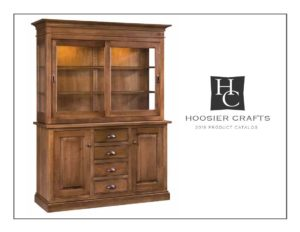 2019 Hoosier Craft Hutch Catalog P1