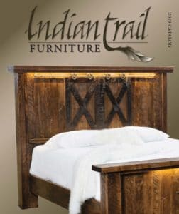 2019 Indian Trail Furniture Bedroom Catalog P1