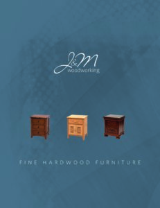 2019 J M Woodworking Bedroom Catalog P1