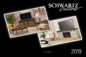 2019 Schwartz Creations Tv Stands Catalog P1