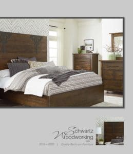 2019 Schwartz Woodworking Bedroom Catalog P1