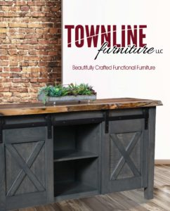 2019 Townline Furniture Hutch And Buffet Catalog P1
