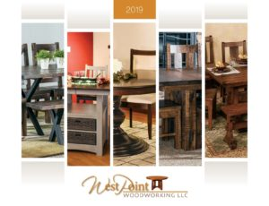 2019 West Point Woodworking Table Catalog P1