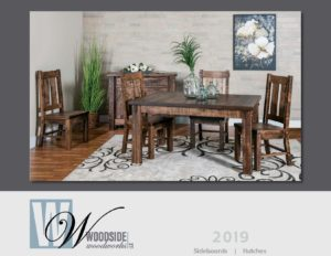 2019 Woodside Woodworks Hutch And Buffet Catalogs P1