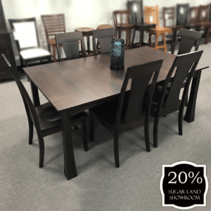 10 Plymouth Leg Table And Chairs 20 Percent Off Sugar Land Location