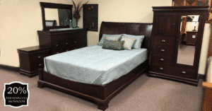 16 Luxembourg Bedroom Collection With Hyde Park Queen Bed 20 Percent Off Friendswood Location