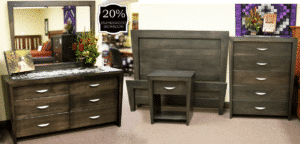 20 North Avenue Bedroom Collection Queen Bed 20 Percent Off Friendswood Location