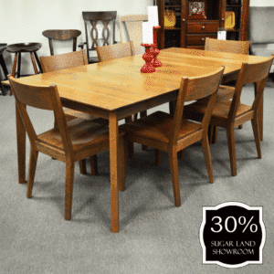 9 Monterey Leg Table And Chairs (set) 30 Percent Off Sugar Land Location