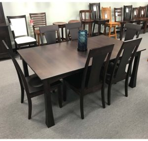 Plymouth Leg Table And Chairs