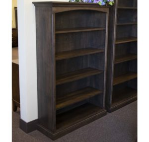 5tbc Traditional Bookcase 60in H