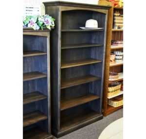 6tbc Traditional Bookcase 72in H