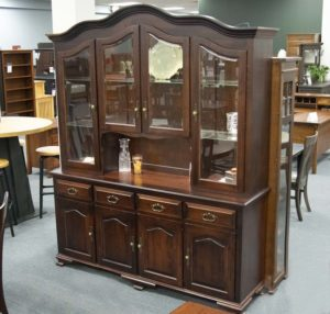 B400fde Co Bavarian Collection 4 Door Hutch