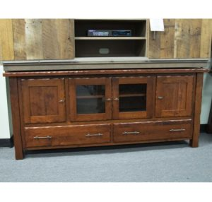 Hhd7030 Hand Hewn Tv Stand