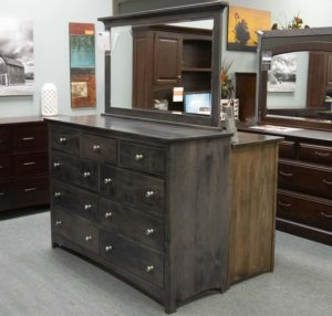 Leyden Bedroom Colletion Dresser With Mirror