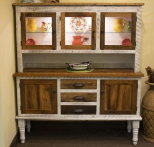Wilson Style Hutch With Surfside Legs