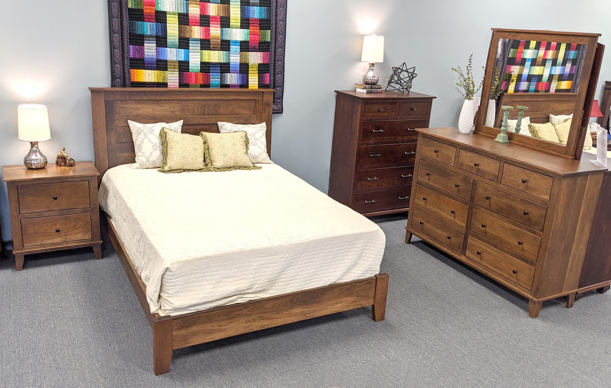 Madison Collection Bedroom