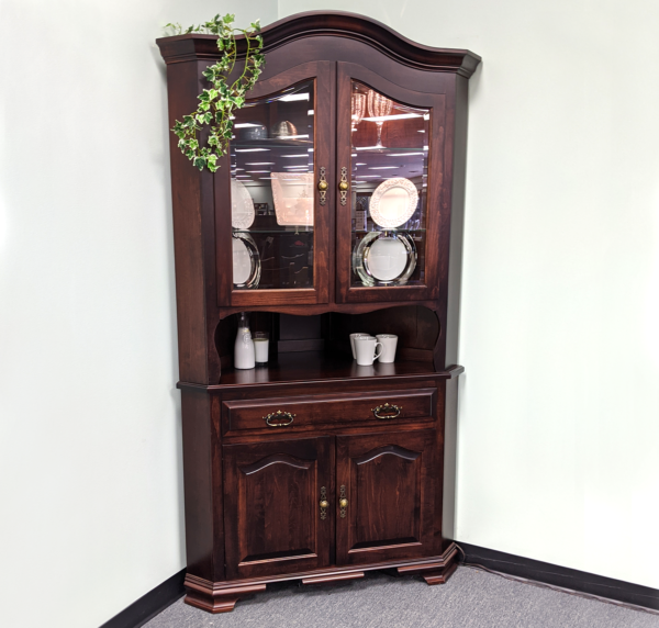 Bavarian Corner Hutch