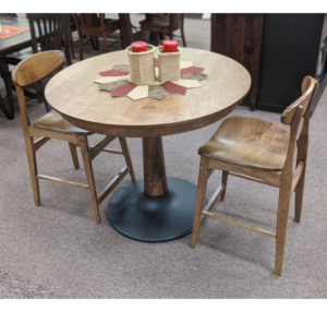 Bowie Pub Table & Barstools Set