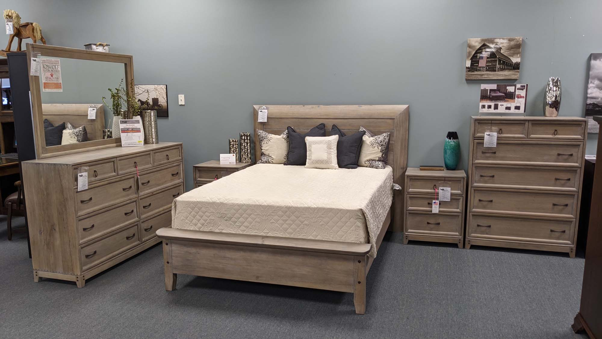 Glendale Bedroom Collection