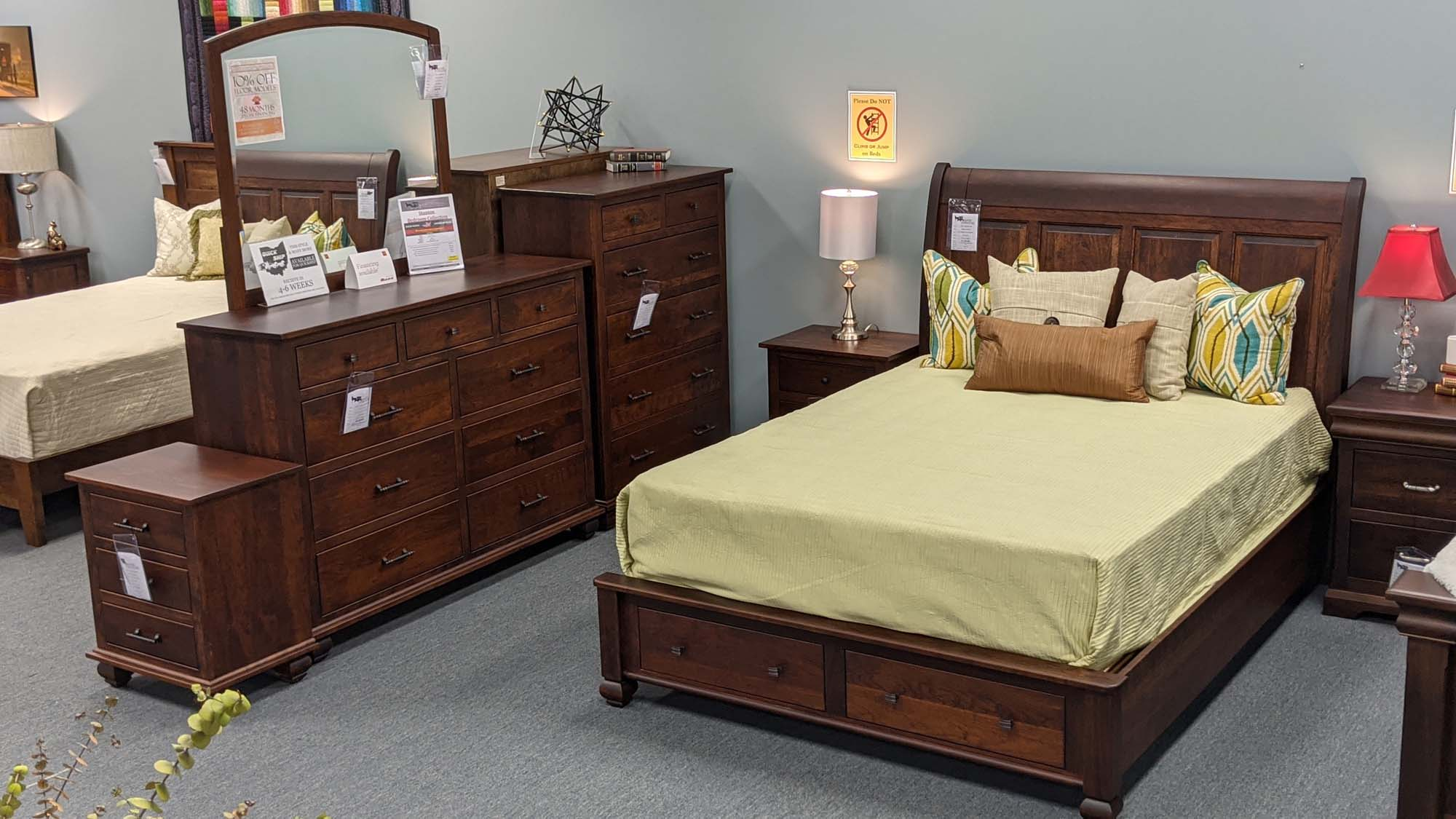 Stanton Bedroom Collection