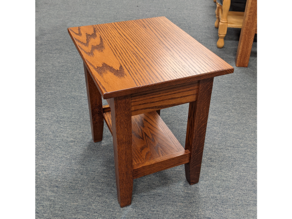 Custom 011 122pv Park View End Table Original Price $444.00 15 % Off Clearance Price $377.00, Oak, Stain, Ocs 113 Michaels